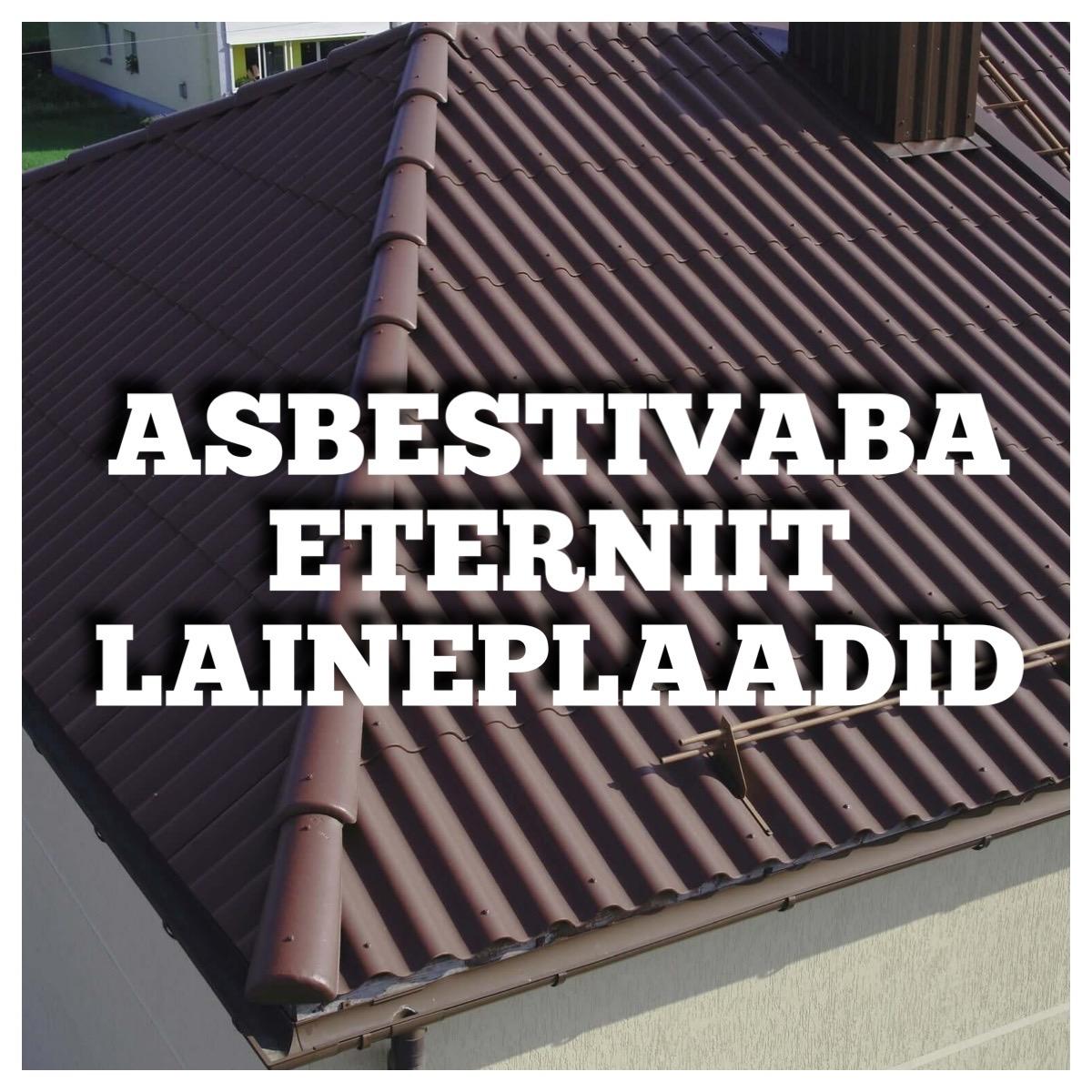 Asbestivaba Eterniit Laineplaatide Müük
